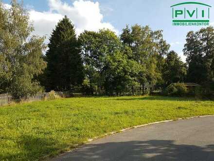 Sonniges und ruhiges Bauland in Scheibenberg