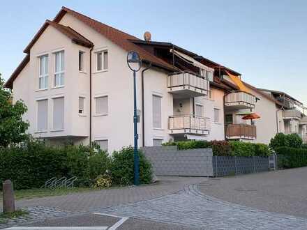 Wohlfühlwohnung mit sonniger Terrasse und Garten, 3 Zimmer, Staufen