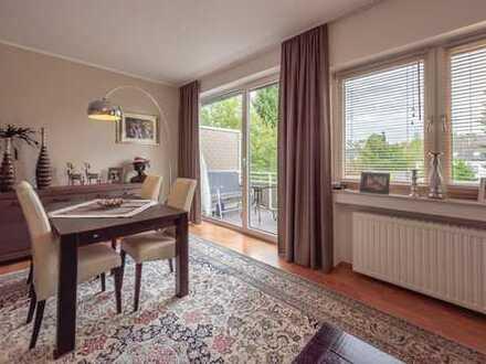 Wunderschöne Wohnung in Heisingen mit Möglichkeit zur Verbindung einer zweiten Wohnung