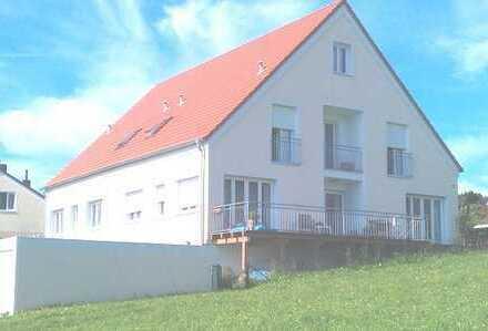 Ruhig gelegene und grosse Doppelhaushälfte im LKR Neuburg/Do zu verkaufen