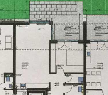 Erstbezug: Tolle 2,5-Zimmer-Wohnung mit gehobener Innenausstattung und Garten in Offenburg