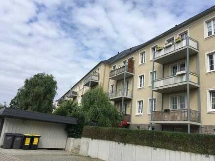 Komplett sanierte Wohnung mit Balkon im EG zur Kapitalanlage!