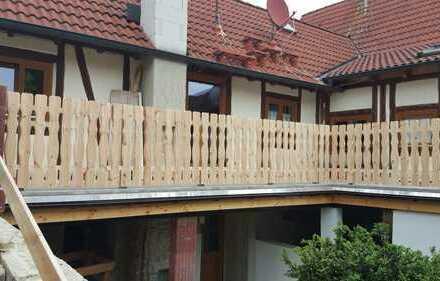 Schöne 3-3,5 Zimmer Wohnung mit Garten und Wohnküche