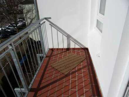 3,5-Raum-Wohnung im 2. OG mit EBK und sonnigem Balkon