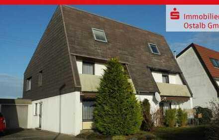 Großzügige Doppelhaushälfte in beliebter Wohnlage!