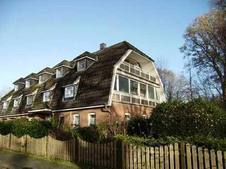Traumwohnung auf zwei Ebenen mit Wintergarten und Balkon