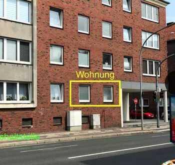 1 Zimmer-Wohnung mit Einbauküche in Wilhelmshaven