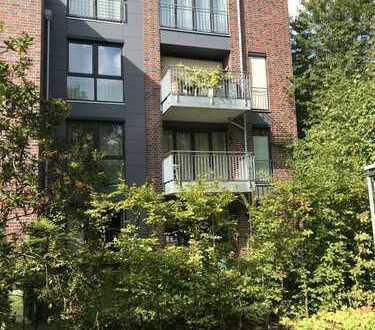 Hochwertige 2-Zimmer-Wohng mit Balkon und EBK in OL-Haarentor, Nähe Botanischer Garten