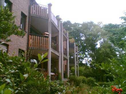 Attraktive 2-Raum-DG-Wohnung mit Balkon in Köln-Junkersdorf