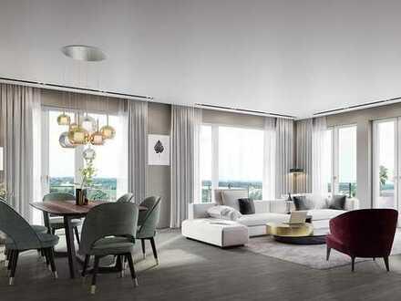 Hell & großzügig! Elegantes 4-Zimmer-Penthouse auf ca. 157 m² Wohnfläche