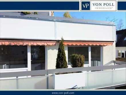 Großzügige, charmante Wohnung mit zwei sonnigen Balkonen
