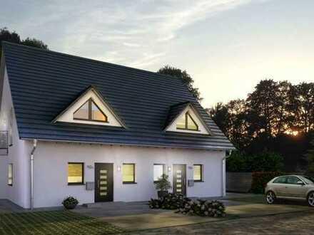 Doppelhaushälfte mit vielseitigen Möglichkeiten inklusive Sonderausstattung!