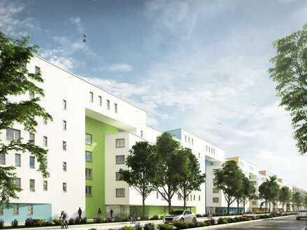 MÜNCHEN-MODELL-Wohnung 3-Zimmer mit Wohnküche in Pasing
