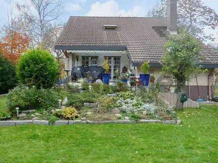 Großzügiges Einfamilienhaus mit gehobener Ausstattung zum Einziehen und Wohlfühlen
