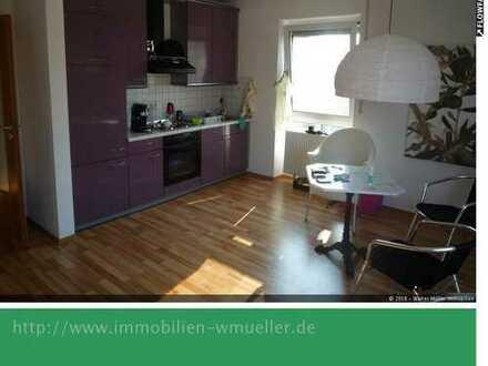 Schöne 2 Zi-Whg. mit offener Küche, Balkon und Tiefgarage in 86641 Rain zu verkaufen!