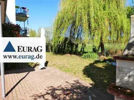Fürth: Befristet - exklusive 4-Zi-Whg. (EG), teilmöbliert, EBK, Garten