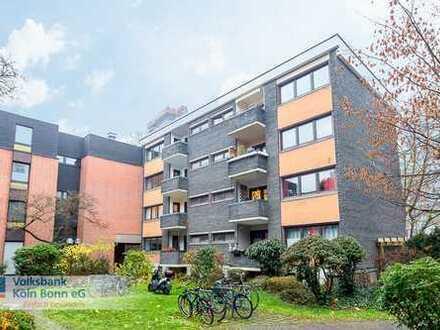 Bayenthal!!! Gutgeschnittene teilmodernisierte 3-Zimmer-Wohnung in Bestlage