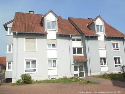 Schöne 3-Zimmer-Erdgeschoßwohnung im Stadtteil Brendlorenzen