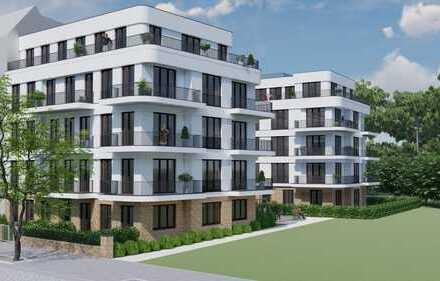1. OG Haus A - großzügige 2 Zimmer mit zwei Balkonen