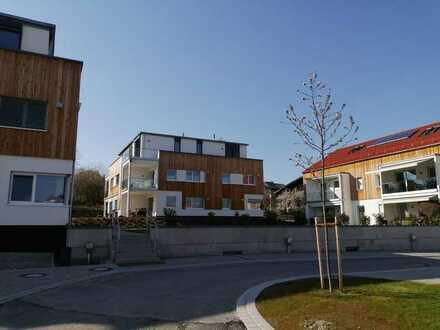Erstbezug: attraktive 2-Zimmer-Erdgeschosswohnung in Bad Birnbach