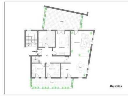Söflingen-Topp Penthouse -2 Dachterrassen- TG-HM-Aufzug-Sofort Frei!!!
