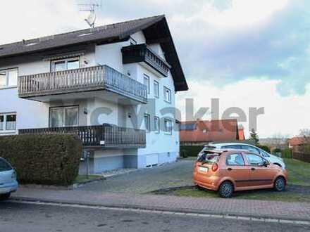 Voll vermietet: MFH mit 4 Wohneinheiten in idyllischer Wohnlage von Münzenberg