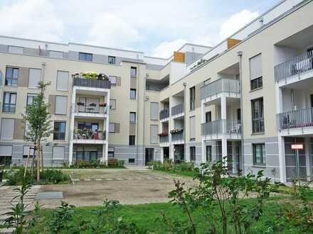 Für Singles oder Paare - Tolle Neubauwohnung mit Balkon