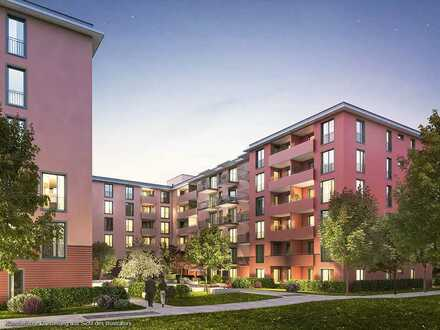 ***Single-Traum*** kompaktes 1,5-Zimmer-City-Apartment mit sonnigem Südbalkon