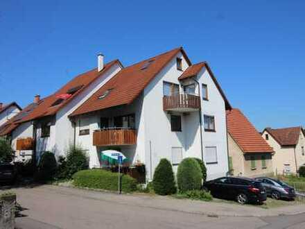Gepflegte 3-Zimmer Maisonette Wohnung in Markgröningen-Unterriexingen