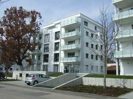 Exklusive 4 Zimmer-Wohnung im 1. OG mit großem Balkon - Baujahr 2012
