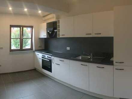3-Zimmerwohnung mit Süd-Balkon + Einbauküche