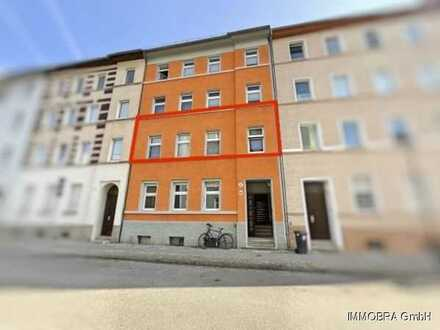 Vermietete Eigentumswohnung mit Balkon in Bahnhofsnähe
