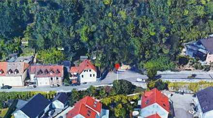Sonniger Bauplatz mit Waldanteil in Weinheimer Aussichts-Hanglage