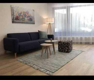 Schöne vollmöblierte 1 Zimmer Wohnung im Stuttgarter Westen