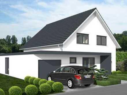 Ihr individuell geplantes Zuhause für die Großfamilie inklusive Garage