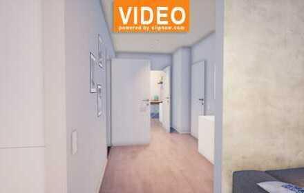 * seniorengerechte ETW in Stadtnähe* 3-Zimmer-Neubau-Wohnung  mit Balkon und Aufzug