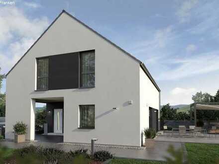 Wunderschönes großes Einfamilienhaus inkl. Bauplatz + KfW 55 gefördert!
