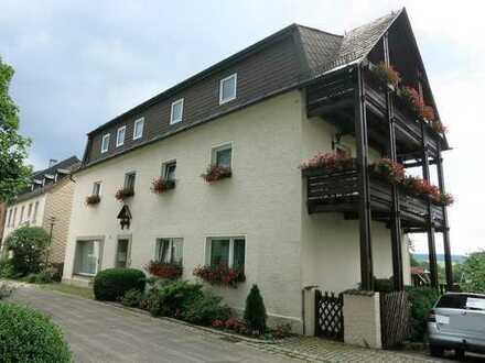 Großzügiges Mehrfamilienhaus mit parkähnlichem Grundstück und Garagen in Bad Steben