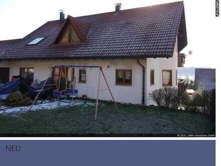 3-Familienhaus in schöner Hanglage in Goldbach