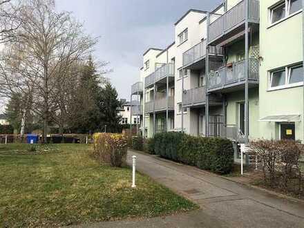 Freuen Sie sich auf Ihre neue 2-Zi.Whg. mit Terrasse in Chemnitz-Kappel!