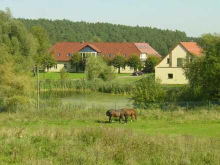 Terassenwohnung 128 m² mit Wintergarten im Gutshof (Whg 5)