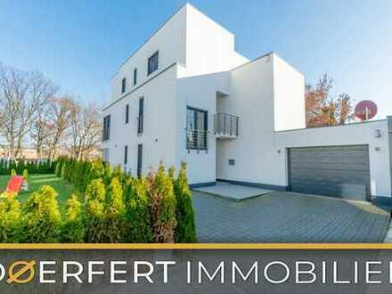 Hamburg - Öjendorf | Moderne und neuwertige Stadtvilla in ruhiger Lage & City-Nähe