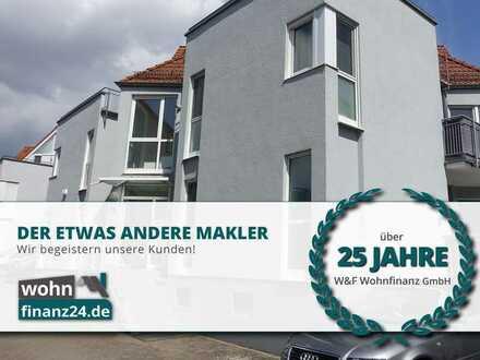 Neuwertige 3-Zimmer Wohnung mit drei Balkonen und Fernblick.