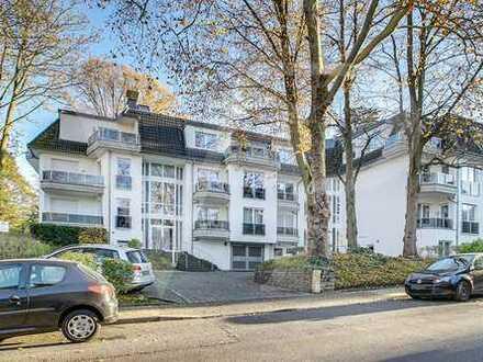 VON POLL AACHEN - Vermietete 3 Zimmer Eigentumswohnung in erstklassiger Südviertellage