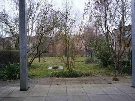Gartenwohnung 1-Zimmer ruhig gelegen nahe Geraer Stadtwald
