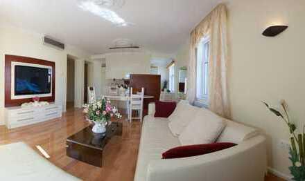 Luxuriöse 113 m²-Wohnung im Stadtzentrum von Split im 4. OG