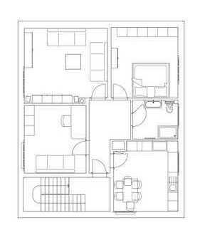 Nachmieter ges. f. Schöne 3 1/2 Zimmer Wohnung in Lünen-Brambauer