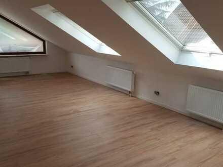 renovierte 3 Zimmer Wohnung mit Balkon und Aussicht