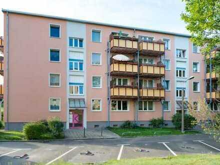 Verkehrsgünstig gelegene 3-Zimmerwohnung mit schönem Balkon