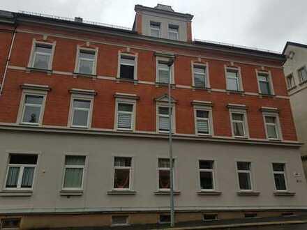 Dachgeschosswohnung in Bernsdorf -3 Zimmer mit Dusche